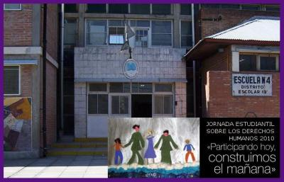 JORNADA ESTUDIANTIL SOBRE DERECHOS HUMANOS 2010 - PRIMER PREMIO